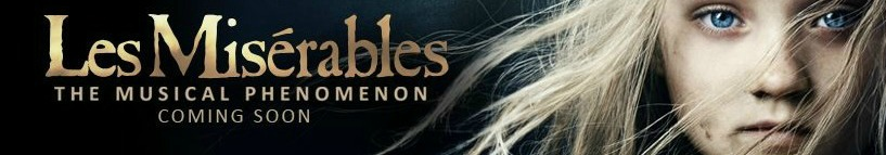 Les Miserables Banner
