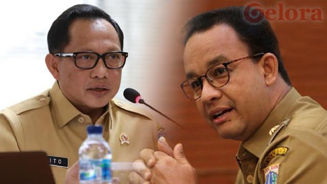 Jakarta Disebut Mirip Kampung, Anies Respons Tito: Beijing dan Shanghai Tak Dibangun Semalam