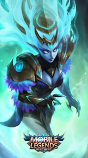 Selena Gemini Shadow Heroes Assassin Mage of Skins