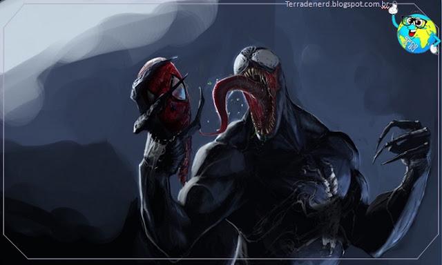 Marvel, Venon, Homem-Aranha, Cinema, Terra de Nerd