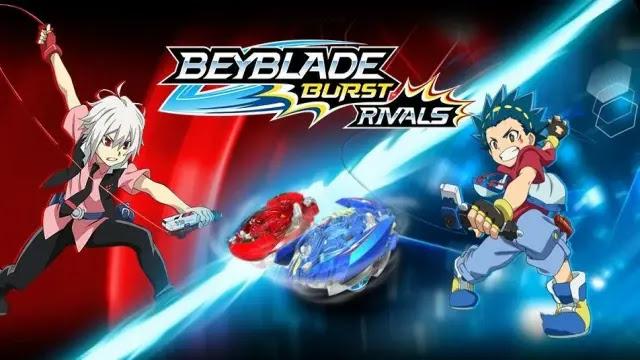 تحميل لعبة beyblade burst app مهكرة للاندرويد اخر اصدار