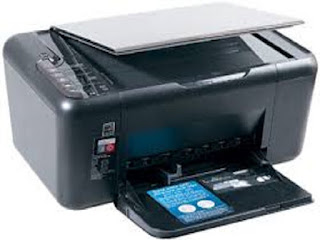 Picture HP Deskjet K209a Printer