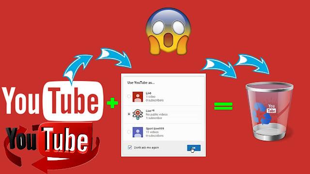 سنوات وتستعمل اليوتيوب خطوة مهمة لا تقدر بثمن يجهله العديد من يوتيوبرز قد تفقد قناتك الى الابد من خلاله