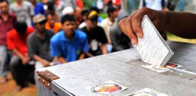 Pesidential Threshold Diberlakukan, Pemilihan Umum Berubah Pemiluhan Umum