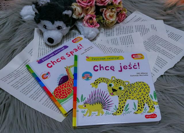 Czytam dziecku | Akademia Mądrego Dziecka. Zwyczaje zwierząt. Chcę jeść! Chcę spać!