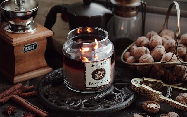 Jak pachnie kawiarnia? Chestnut Hill - Roasted Coffee - Czytaj więcej »
