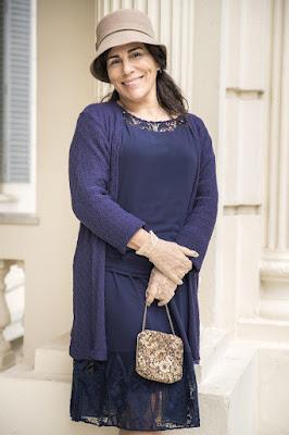 Em 'Éramos Seis', Gloria Pires será Lola — Foto: Raquel Cunha/Globo