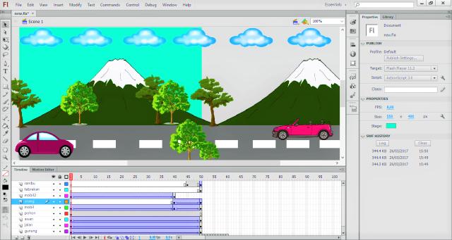 Adobe Flash CS6 Professional Full Version Terbaru 2020 Working
