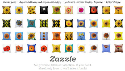 art stolen from JaguarJulieFlowers and JaguarJulieDesigns - Zazzle Shops