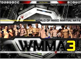 World Of Mixed Martial Arts 3 PC Download Full Version