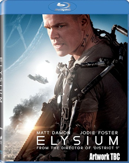 Elysium 2013 Dual Audio Hindi