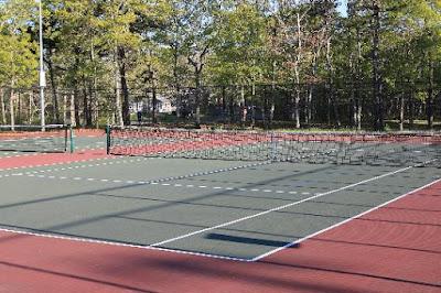 Tennis Courts Dennis