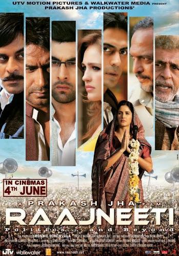 Raajneeti (2010) Movie Poster