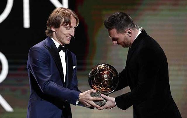 Lễ trao giải Quả Bóng Vàng 2019: Messi đoạt giải lần thứ 6 kỷ lục