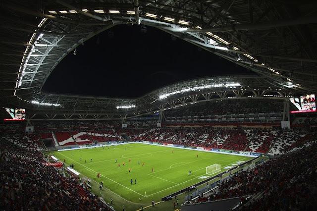 stadioane de fotbal rusia 2018