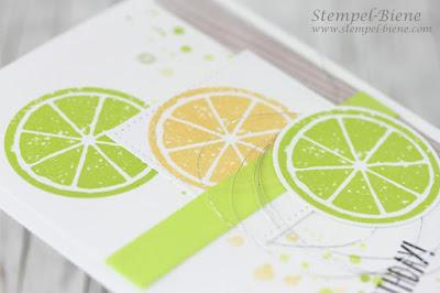Sommerkarte; Stampinup, Lemonzest; Coktailkarte basteln; Zitronenkarte; Machthesketch; Stempelbiene; Stampinupkatalog; Geschenke Demonstrator; Stampinup blog