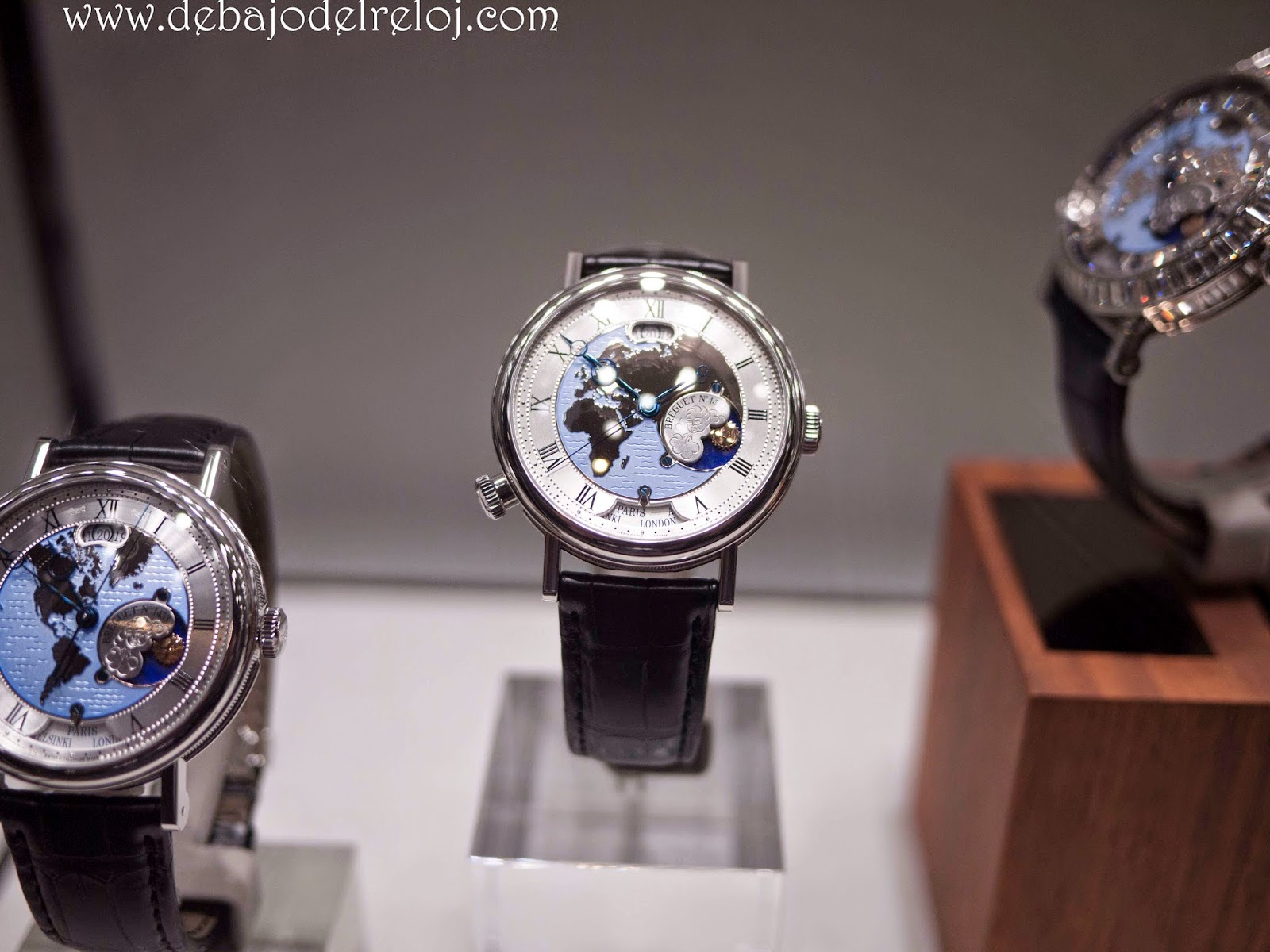 Breguet nuevos modelos y Basel 2015 4