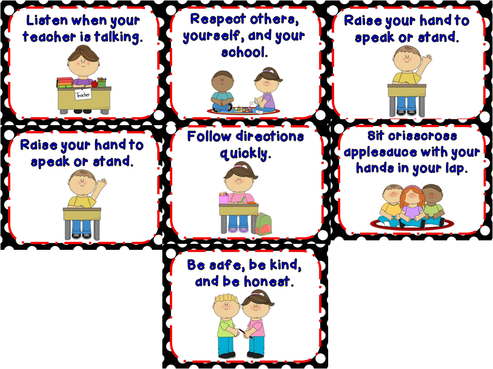 Mrs. Payton's Precious Kindergarteners: Behavior Management