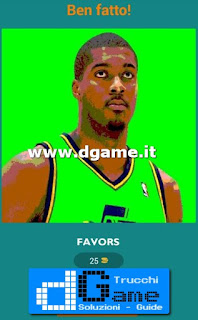 Soluzioni Guess The Basketball Player livello 28