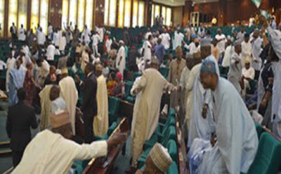 Senators blow drawn at National Assembly