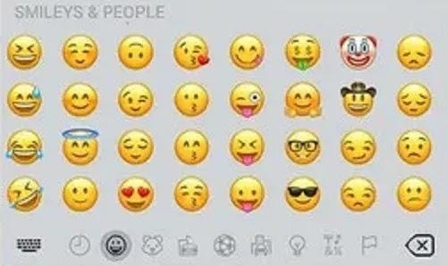 كيفية عرض Iphone Emojis على Android Emoji Font