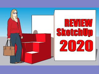 Review SketchUp Pro 2020