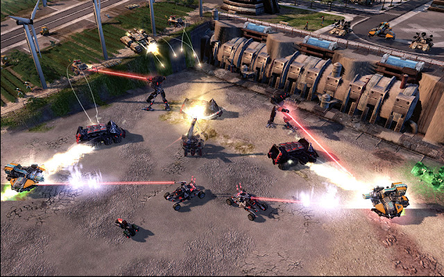 Command and Conquer 3 Kane's Wrath Free Download Screenshot 3