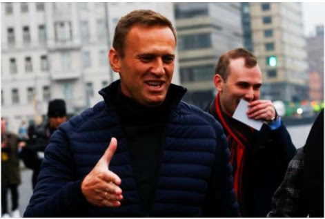 A hospital in Berlin says Navalny is out of a coma