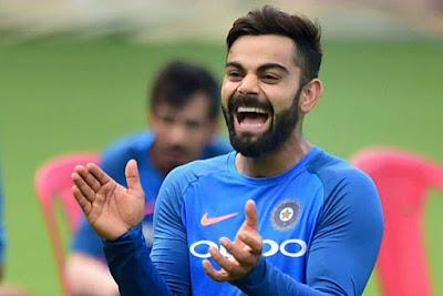 Best new images of Indian cricketer Virat Kohli
