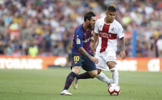 Barcelona vs Huesca 8-2 Video Gol & Highlights