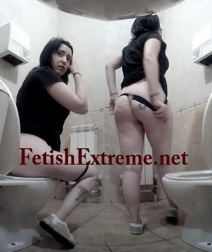 PissWC 245 (Hidden cam in ladies toilet at the work)