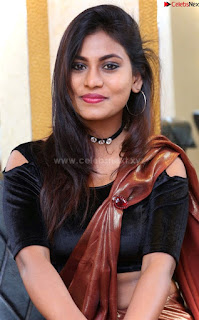Priya Augustin in saree amazing cute beauty hq .xyz Exclusive Pics 005