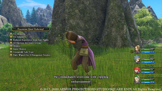 Dragon Quest XI S: Ultimate Edition another gameplay scene