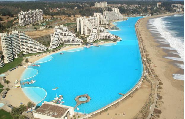Najveci bazen na svijetu