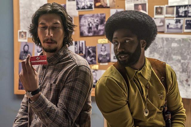 Sinopsis Film BlacKkKlansman (2018)