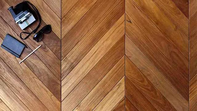 Pengertian tentang lantai kayu jati