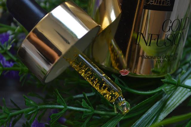 oil serum, siero olio, gold infusion, ddp, diego dalla palma milano, korean skincare