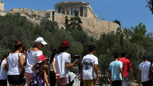 Αύξηση πάνω από 43%  στις τουριστικές αφίξεις στην Ελλάδα από την Ισπανία