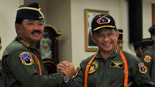 Panglima TNI: Sinergitas TNI-Polri Obat Ampuh Keutuhan NKRI
