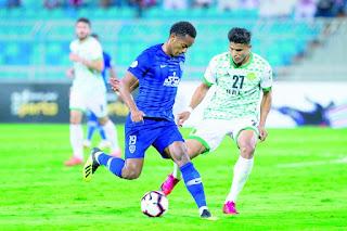موعد مباراة الهلال والنفط اليوم الجمعة 30-11-2018 في كأس زايد للأندية الأبطال