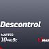 """Cadena Univisión mueve a las noches de UniMás el unitario """"Descontrol"""""""