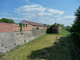 Дубно. Замок. Южный бастион