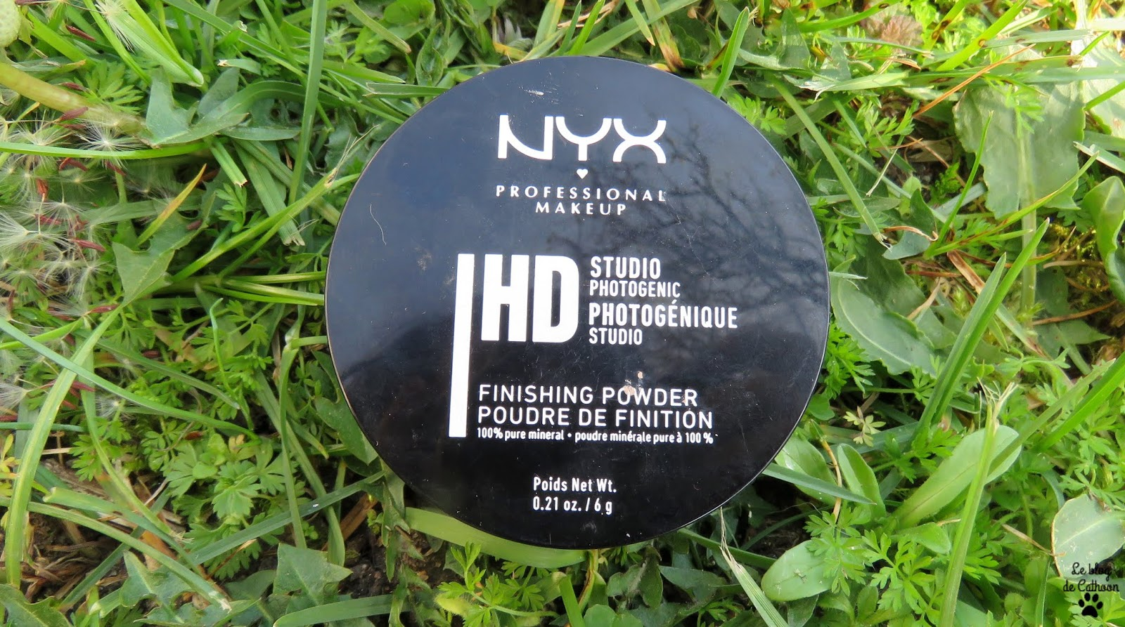 HD Studio Photogenic - Poudre de Finition - NYX