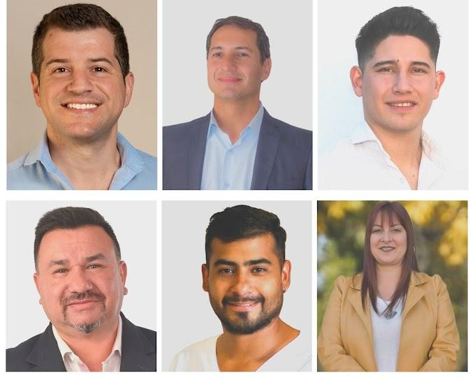 Los 6 candidatos a concejales que pasaron a las Generales en VGG
