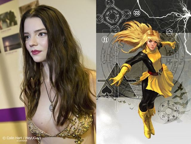 magik X-Men: The New Mutants, Inilah Anggota Tim dan Jajaran Cast-nya