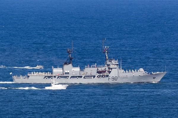 """Progetto  """"Deep Blue"""" contro la pirateria nel Golfo di Guinea"""