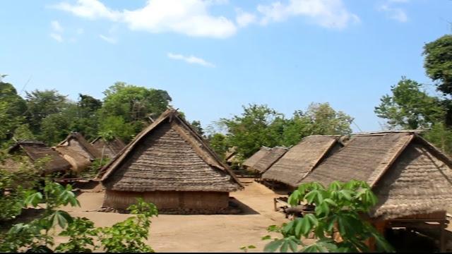 6. Gumantar Traditional Village, Lombok