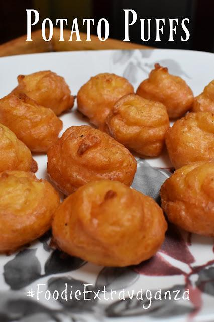 Potato Puffs pin