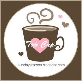 http://sundaystamps.blogspot.com/2015/06/top-cups.html