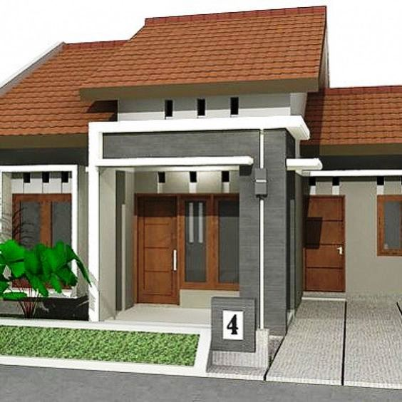 400 Gambar Rumah Minimalis Atap Susun Tiga HD Terbaik